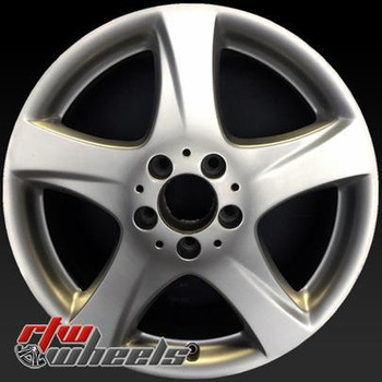17 inch Mercedes S Class  OEM wheels 65328 part# 2204014202