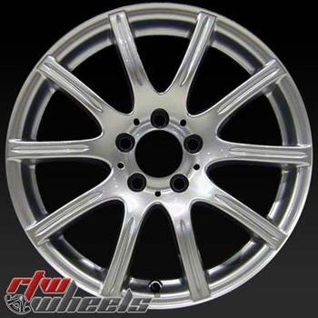 17 inch Mercedes SLK Class  OEM wheels 65361 part# 1714012202