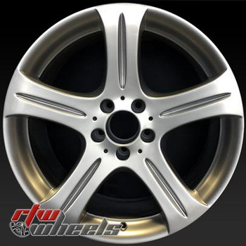 18 inch Mercedes CLS Class  OEM wheels 65372 part# 2194010302