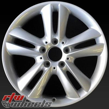 17 inch Mercedes CLK350  OEM wheels 65388 part# 2094014102