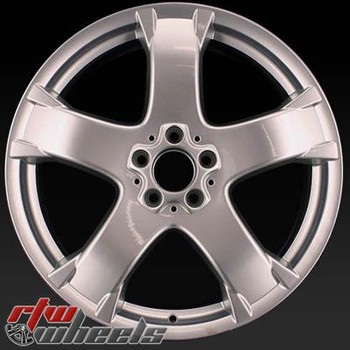 20 inch Mercedes GL450  OEM wheels 65450 part# A1644012402, B66474210, 1644012402