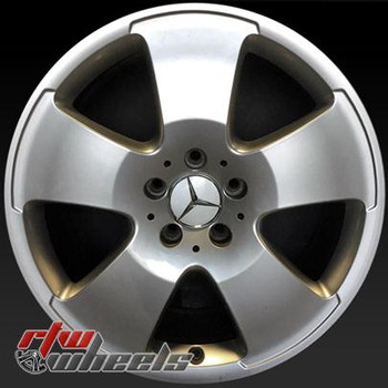 18 inch Mercedes CL600  OEM wheels 65497 part#  A2214012102, B66474309 22140122102, 221402102