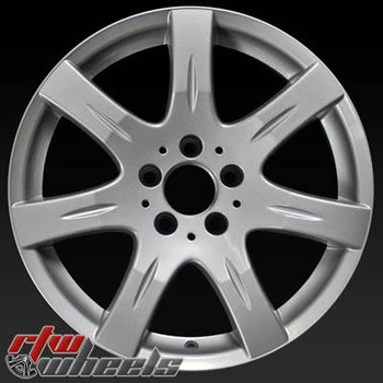 17 inch Mercedes E Class  OEM wheels 65511 part# A2114016802