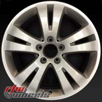 17 inch Mercedes C Class  OEM wheels 65524 part# 1634011702