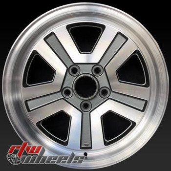 16 inch Mitsubishi Starion  OEM wheels 65683 part# MB540900