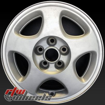 16 inch Mitsubishi 3000GT  OEM wheels 65705 part# ALY65705U10
