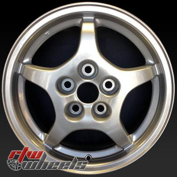 16 inch Mitsubishi Eclipse  OEM wheels 65751 part# 12345 MR333791 MR761491