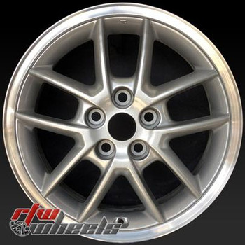 17 inch Mitsubishi Eclipse  OEM wheels 65752 part# MN101081, MN101081HA, MR589662, MR761490
