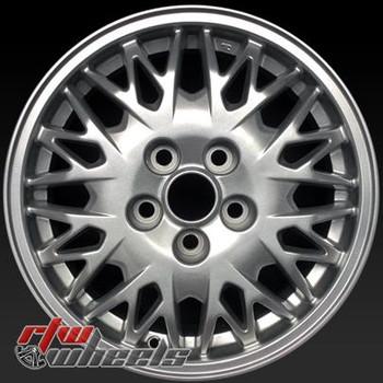 16 inch Mitsubishi Diamante  OEM wheels 65756 part# AW340852, AW344026, MR244338