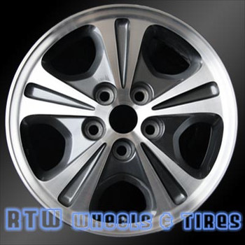 16 inch Mitsubishi Galant  OEM wheels 65768 part# MR793137