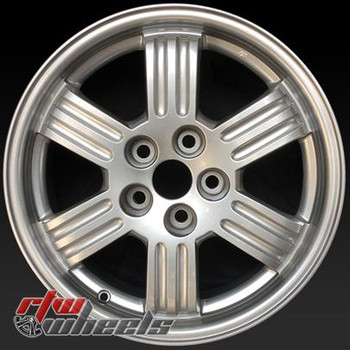 17 inch Mitsubishi Eclipse  OEM wheels 65772 part# MR601889