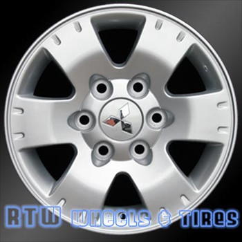 16 inch Mitsubishi Montero  OEM wheels 65786 part# MN103291, MR992090