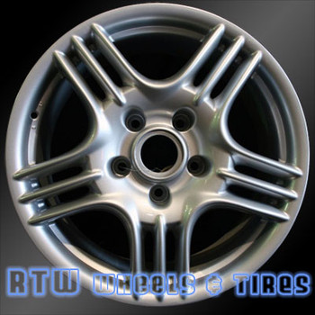 18 inch Porsche Cayenne  OEM wheels 67280 part# 955362136109A1