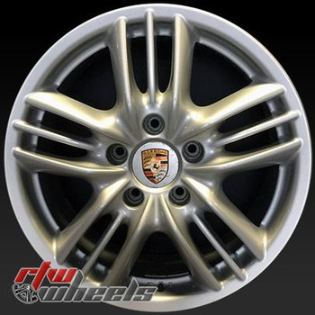 18 inch Porsche Cayenne  OEM wheels 67351 part# 955362136409, 955362136409A1