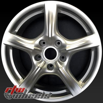 18 inch Porsche Panamera  OEM wheels 67428 part# 97036213800