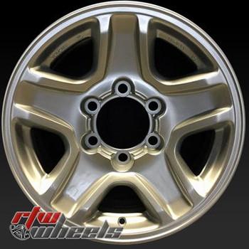 16 inch Toyota Pickup  OEM wheels 69354 part# 426110W020, 4261160150, 4261160170