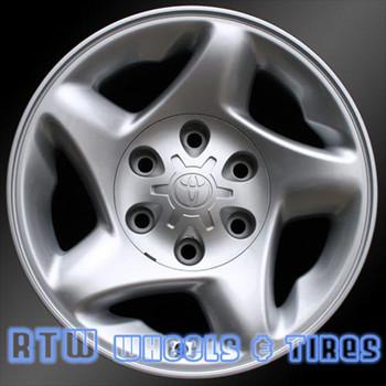 16 inch Toyota Sequoia  OEM wheels 69395 part# 426110C020