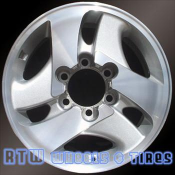 16 inch Toyota Sequoia  OEM wheels 69408 part# 42611AF010