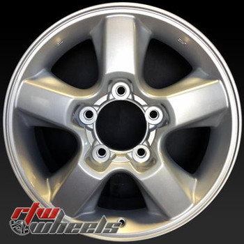 18 inch Toyota Land Cruiser  OEM wheels 69435 part# 4261160510