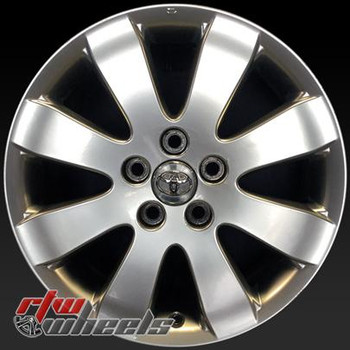 17 inch Toyota Avalon  OEM wheels 69484 part# 42611AC060, 42611AC061,  42611AC090, 42611AC091