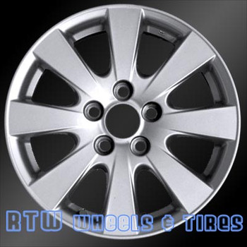 16 inch Toyota Camry  OEM wheels 69496 part# 4261106360, 4261106361, 4261133530, 4261133531, 4261133620