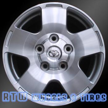 18 inch Toyota Tundra  OEM wheels 69516 part# 426110C050, 426110C080, 426110C110