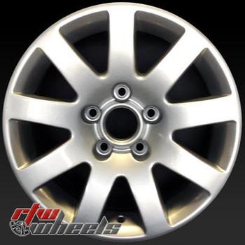 15 inch Volkswagen VW Passat  OEM wheels 69770 part# 380601025KZ31