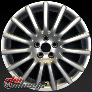 17 inch Volkswagen VW Golf  OEM wheels 69805 part# 1J0601025AR8Z8,  JNV601025
