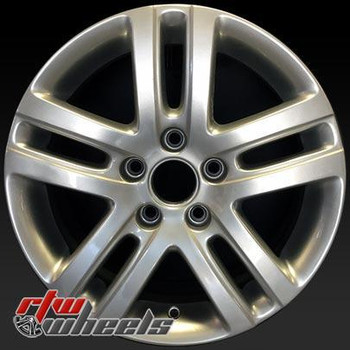 16 inch Volkswagen VW Jetta  OEM wheels 69812 part# 1K0601025D8Z8, 1K0601025D8Z8. 1K0601025BM