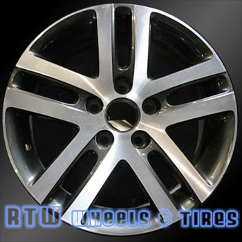 16 inch Volkswagen VW Jetta  OEM wheels 69812 part# 1K0601025AJ16Z, 1K0601025AJ