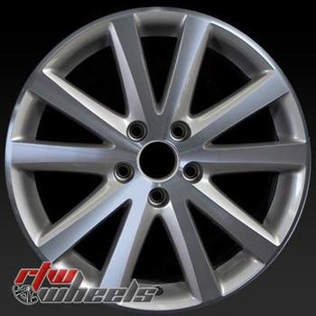 17 inch Volkswagen VW Passat OEM wheels 69828 part# 3C0601025J8Z8, 3C0601025J