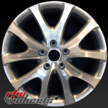 19 inch Volkswagen VW Touareg  OEM wheels 69903 part# L6601025AM8Z8, 7L6601025AM