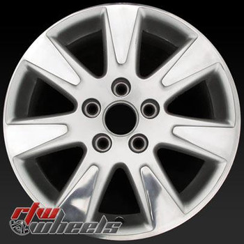 16 inch Volkswagen VW Passat  OEM wheels 69958 part# 3C0601025AE8Z8