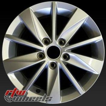 15 inch Volkswagen VW Golf  OEM wheels 69994 part# 5G0601025BA8Z8, 5G0601025BA
