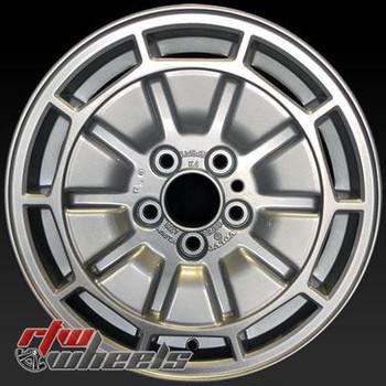 15 inch Volvo   OEM wheels 70157 part# 13871587