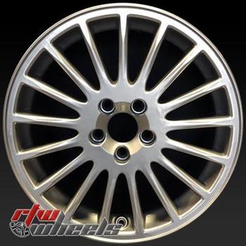 17 inch Volvo   OEM wheels 70247 part# 86331402, 8633140