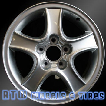 16 inch Hyundai Santa Fe  OEM wheels 70690 part# 5291026200, 5291026250