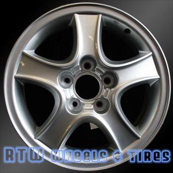 16 inch Hyundai Santa Fe  OEM wheels 70690 part# 5291026200, 5291026250