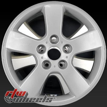 16 inch Hyundai Tucson  OEM wheels 70713 part# 529102E300, 529102E320, 529102E330, 529102E370