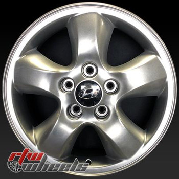 16 inch Hyundai Santa Fe  OEM wheels 70716 part# 5291026500, 5291026550