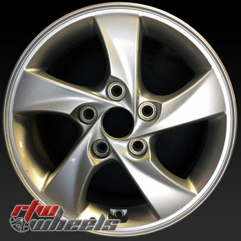 15 inch Hyundai Elantra  OEM wheels 70858 part#  529103X150,  529103Y650