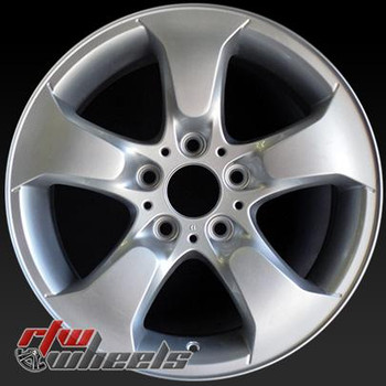 17 inch BMW X3  OEM wheels 71158 part# 36113417393