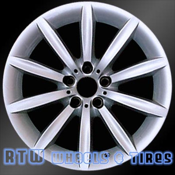 19 inch BMW 7 Series  OEM wheels 71162 part# 36116774705