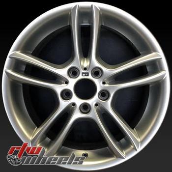 18 inch BMW 1 Series  OEM wheels 71254 part# 36117891050