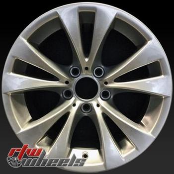 17 inch BMW 5 Series  OEM wheels 71299 part# 36116783282