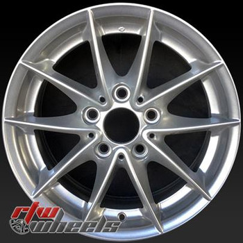 16 inch BMW 128i  OEM wheels 71401 part# 36116795207