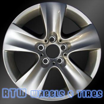 17 inch BMW 5 Series  OEM wheels 71402 part# 36116790172