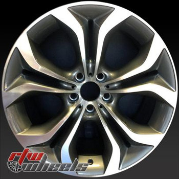 BMW X5 oem wheels for sale 2011-2014 Machined 71448