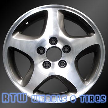 16 inch Acura TL  OEM wheels 71718 part# 188671718U20, 42700S0KJ01, 615343060576^615343083933, HP57UN1730M, HP57UN3350M