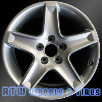 17 inch Acura TL  OEM wheels 71733 part# 42700SEPA11